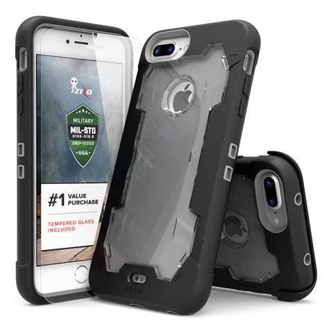 for apple iphone 7 7 plus proton heavy duty holster grade cover ebay