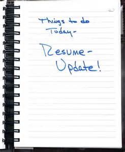 Update Your Resume Dress by Refresh Your Resume Resume Templates