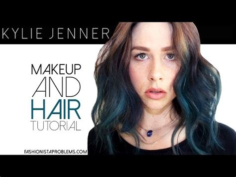 hair and makeup tutorials youtube kylie jenner hair and makeup tutorial youtube