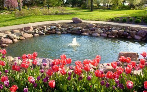spring gardening spring garden wallpaper 1399561