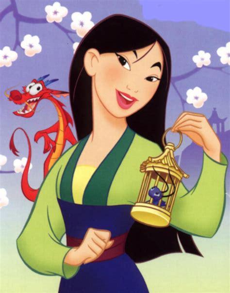film disney mulan top 10 walt disney princesses of all time