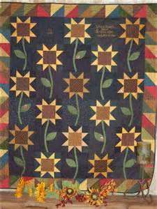 Sunflower Quilt by Sunflower Quilt Pattern Country Girl50