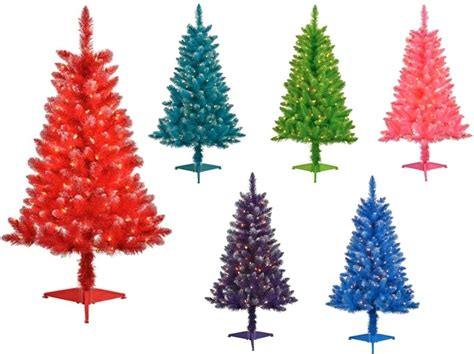 ebay prelit tree not working pre lit 4 tinsel artificial tree with clear lights 6 colors ebay