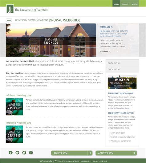 drupal site templates plan for your drupal site uvm drupal web guide the