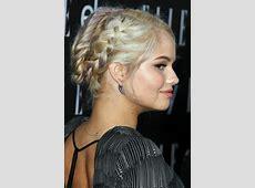 Debby Ryan Straight Ash Blonde Braid, Peek-A-Boo ... L'oreal Hair Products At Target