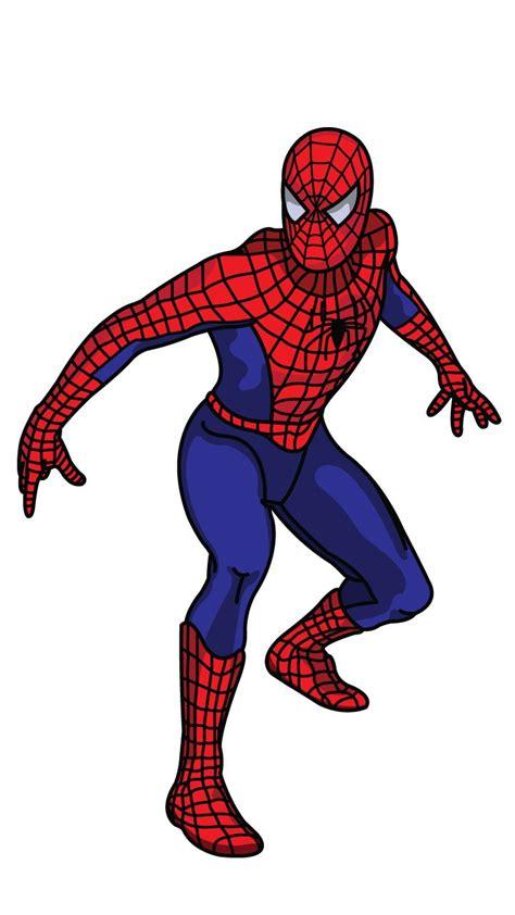 how to draw spiderman swinging m 225 s de 25 ideas incre 237 bles sobre c 243 mo dibujar a spiderman