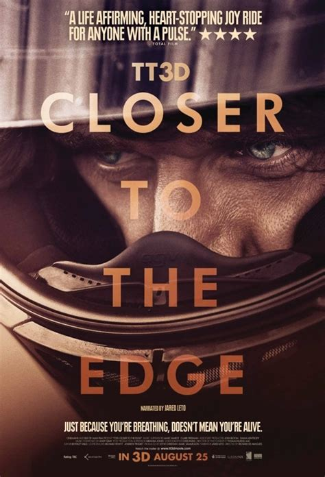 just one day film review tt closer to the edge available on dvd blu ray reviews