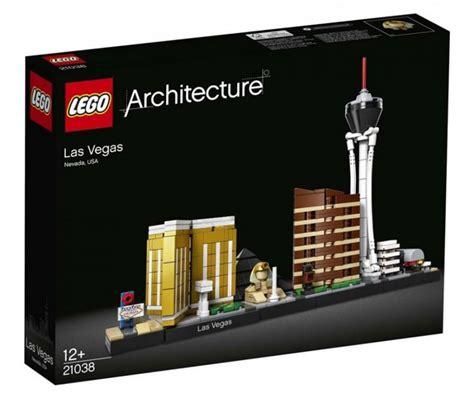 Warru Set sneak peek at the lego architecture las vegas set
