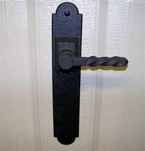 How To Lock A Garage Door Decorative Garage Door Lock