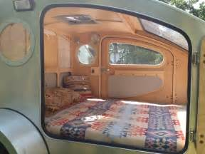 King Size Bed Teardrop Trailer Tiny Yellow Teardrop Featured Teardrop Trailer Vistabule