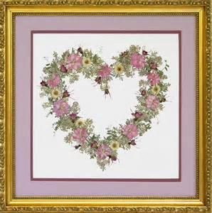 amazing pressed flower artwork tauna lee