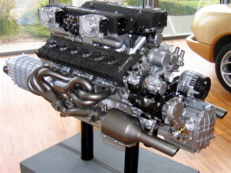 Who Makes Lamborghini Engines Carblog You Lamborghini V12 Engine