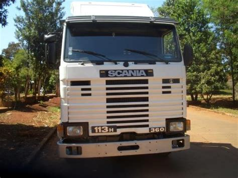 scania 113h 380 picture 1 reviews news specs buy car
