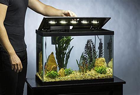 20 gallon aquarium led light 20 gallon aquarium kit led scratch resistant glass fish