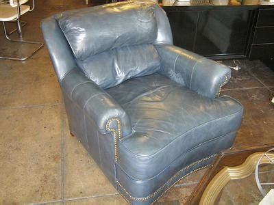 How To Paint A Leather Sofa Leather Furniture Learn How To Refinish Furniture