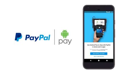 android pay app android pay link is rolling out with paypal app update pocketnow
