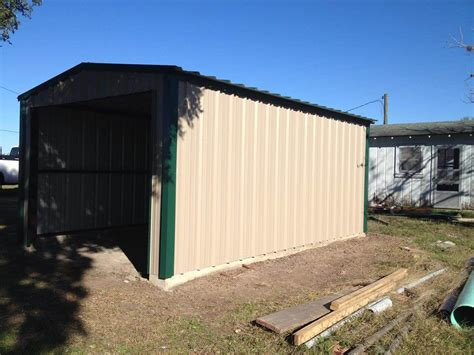 Building A Tractor Shed by Agricultural Steel Metal Building Erector Contractor