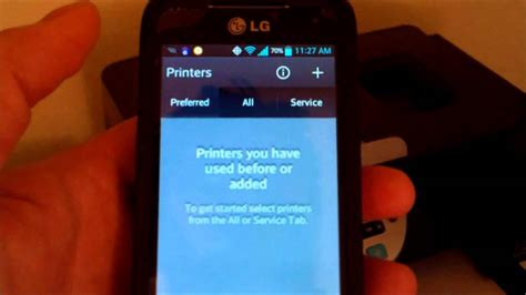 how to print on android how to print android phones to wireless hp printer