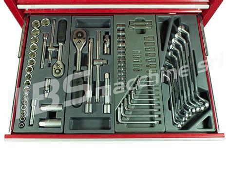 carrello porta attrezzi completo carrello portautensili sogi x2 04 completo di 240 utensili