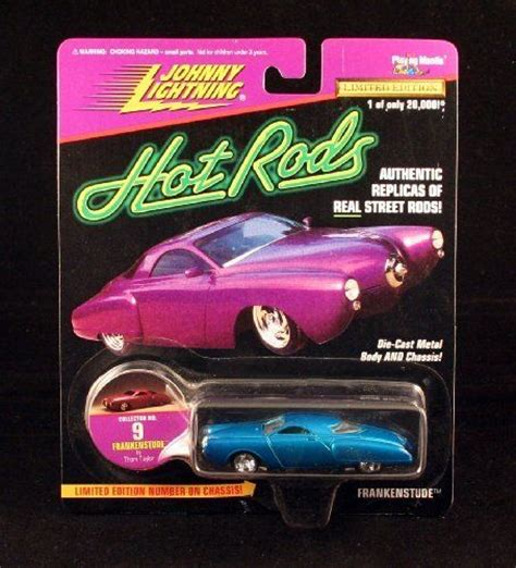 Johnny Lightning Authentic Die Cast Replicas Bad News pin by brunk on toys vehicles remote pin