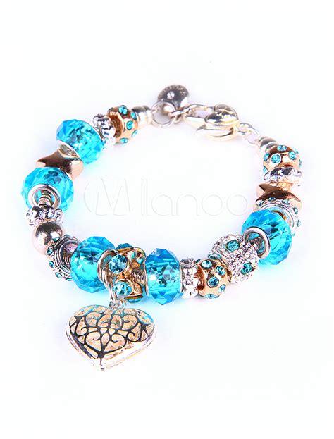 dos cadenas in english pulseras de cadenas adornado de coraz 243 n milanoo