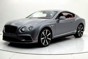 Bentley Gt Coupe 2017 Bentley Continental Gt V8 S Coupe