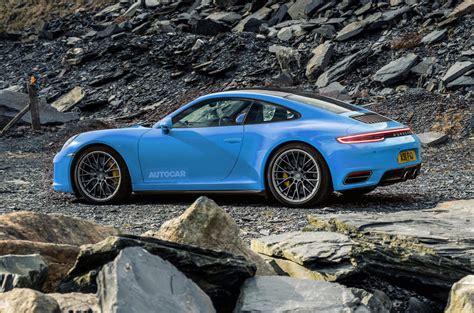 2019 Porsche 911 4s by 2019 Porsche 911 New Shows 992 4s At The