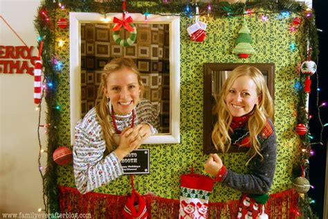 christmas photo booth ideas 20 sweater ideas