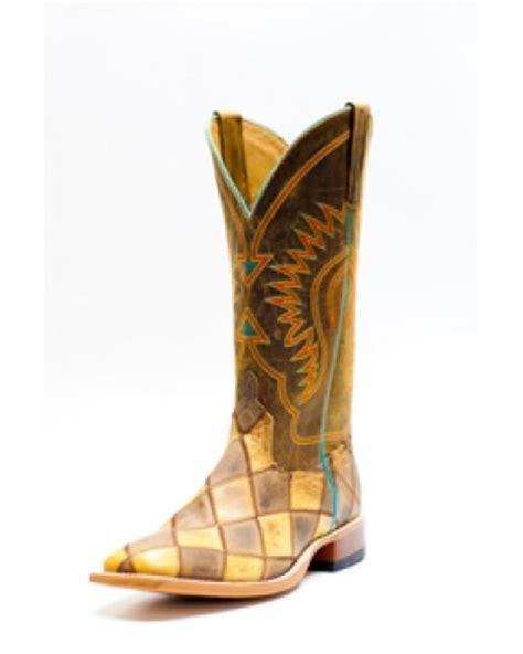 Bean Patchwork Boots - women s horsepower patchwork by bean