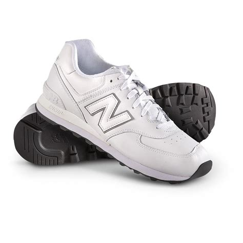 white new balance sneakers s new balance 174 574 retro sneakers white 283824