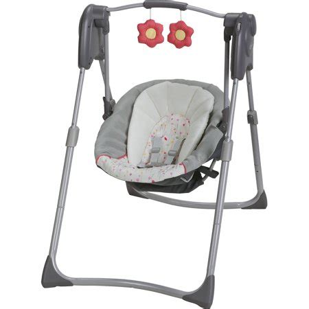 graco baby swing graco slim spaces compact baby swing alma walmart