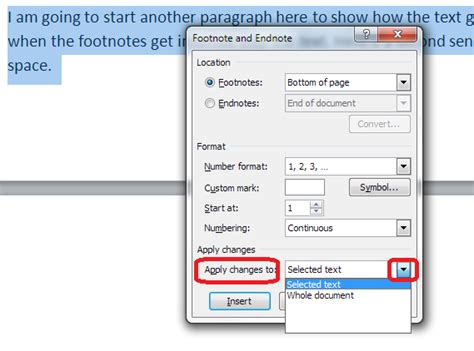 modify the footnote style word 2013 how do i add footnotes to a word document libroediting