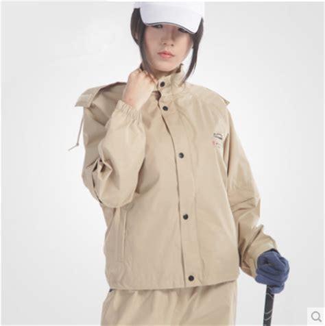 Jaket Outerwear Wanita Golfer 667 Golf Style Burberry Coat Outdoor