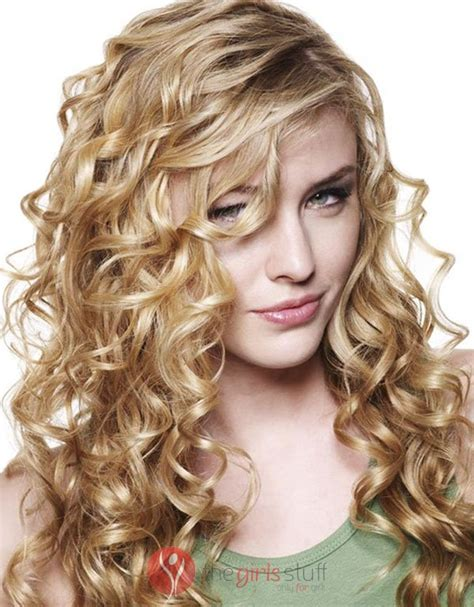 hot perm hair styles spiral perm blonde hair images the girls stuff