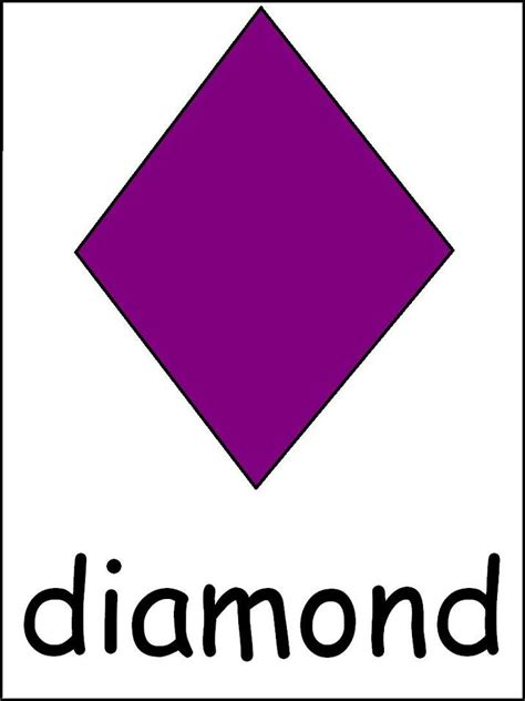 shapes printable diamond shape cutouts 7 best images of printable large diamond diamond shape