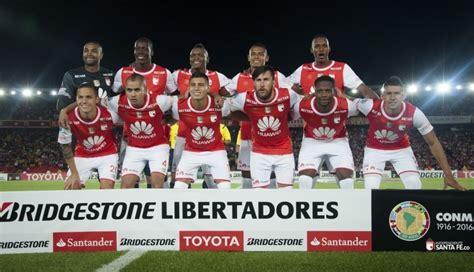 Calendario 8 De Copa Libertadores Este Es El Calendario De Santa Fe En La Zona 8 De La Copa