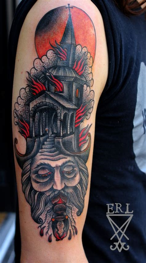 tattoo burning 25 best ideas about church on stained