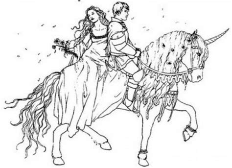 9 pics of prince on horse coloring pages princess and