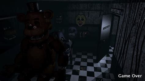 Freddys Game Over Nights At Five   five nights at freddy s screenshots for windows mobygames