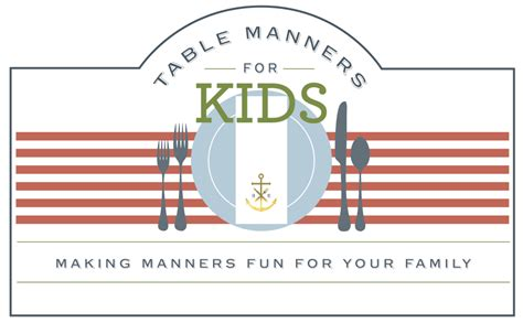 table manners for table manners for pixshark com images