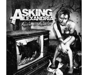 download mp3 full album asking alexandria asking alexandria reckless relentless cd album at