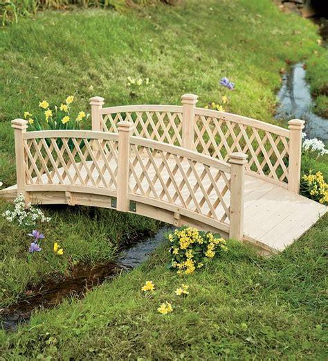 small garden bridge 25 best ideas about lattice garden on pinterest trellis