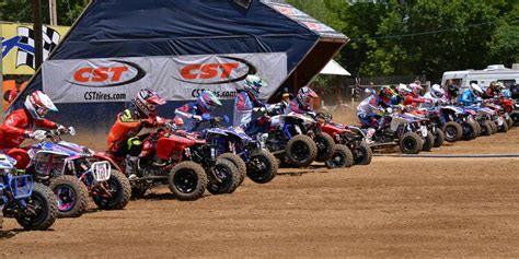 ama atv motocross schedule atv motocross national chionship series announces