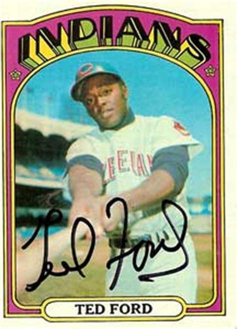 ted ford baseball stats by baseball almanac