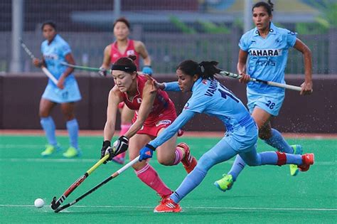 India Finish 8th in Women's Hockey World League Semi final