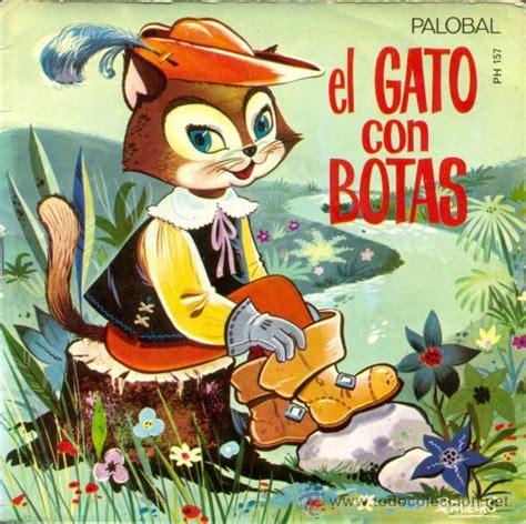 libro gato con botas el el gato con botas libro disco cuento raro de comprar discos ep vinilos m 250 sica infantil en