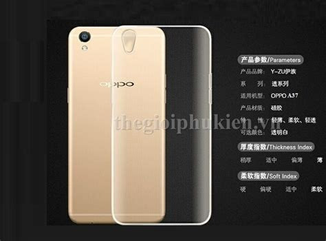 Silicon Ultrathin Oppo A37 Neo 9 ốp lưng silicon dẻo trong suốt oppo a37 neo 9 si 234 u mỏng 0 6 mm