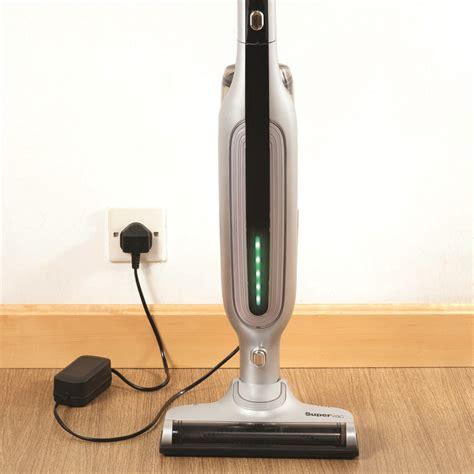 Vacuum Cleaner Battery supervac upright cordless vacuum cleaner floor care