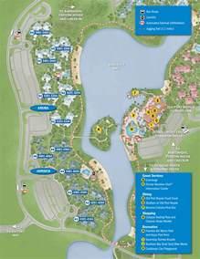 Disney World Caribbean Beach Resort Map by Caribbean Beach Resort Map Viewing Gallery
