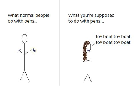 toy boat and other tongue twisters kitkats and impromptu pen drills the third year